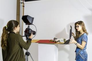 Curso de Un Año en Proyectos de Fotografía y Diseño Gráfico 2018 – Cortesía de IED Madrid