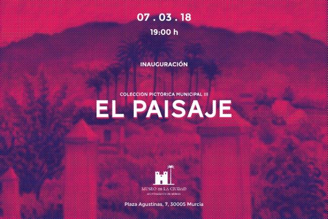 El Paisaje. Colección Pictórica Municipal III