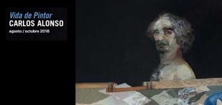 Carlos Alonso. Vida de pintor.