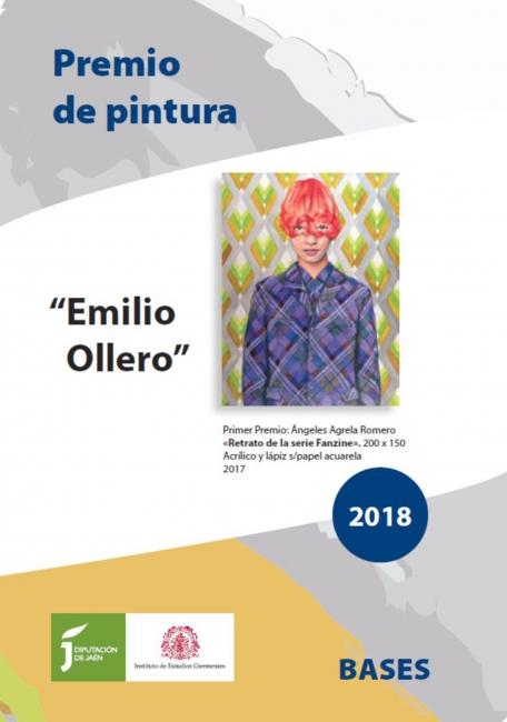 XXXII Premio de Pintura Emilio Ollero
