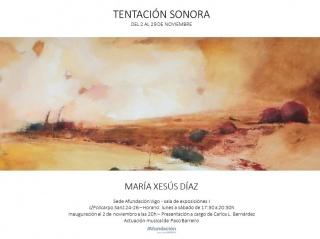 María Xesús Díaz. Tentación sonora