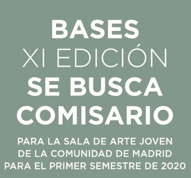 Cortesía de la Sala de Arte Joven de la Comunidad de Madrid.