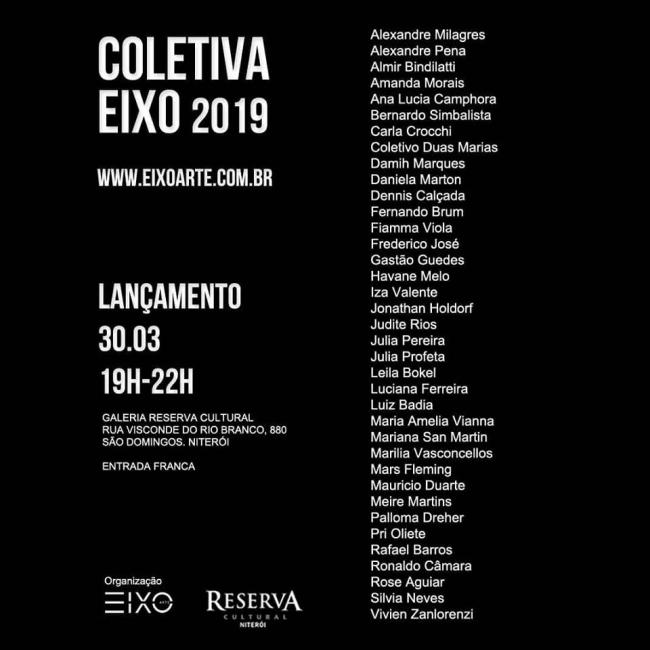 Colectiva EIXO 2019