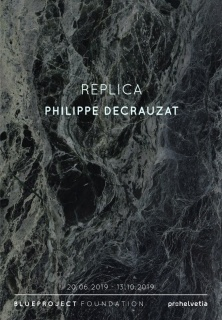 Philippe Decrauzat. Replica