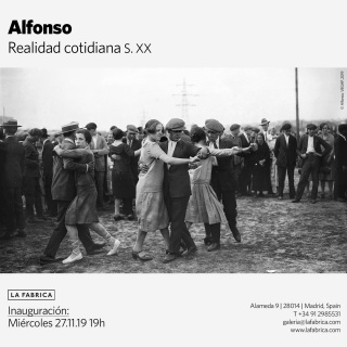 Alfonso. Realidad cotidiana S. XX