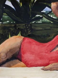 Nicholas Woods. Squeeze Box — Cortesía de la Galería Pelaires