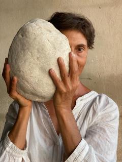 Nu Díaz. Lo que dicen las piedras. Foto: 2020, León Guallart