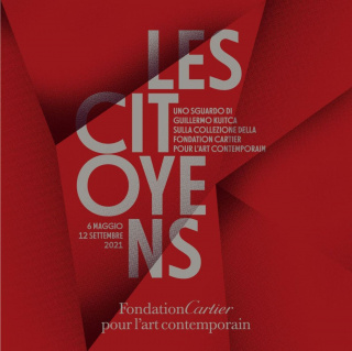 Les Citoyens, Uno sguardo di Guillermo Kuitca sulla collezione della Fondation Cartier