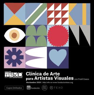 Clínica de Arte para artistas visuales