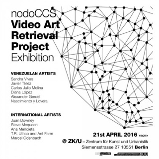 nodoCCS Video Art Retrieval Project