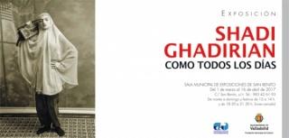Shadi Ghadirian. Como todos los días