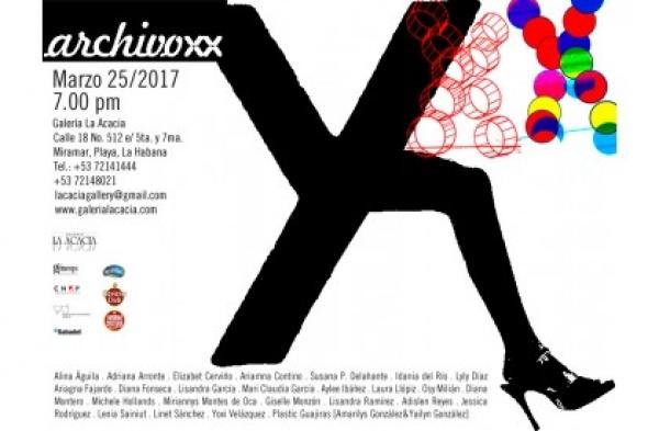 archivo xx