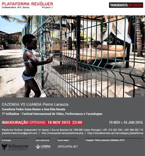 Pierre Larauza. Cazenga versus Luanda
