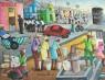 El arte Haitiano – Cortesía del Ayuntamiento San Lorenzo de El Escorial