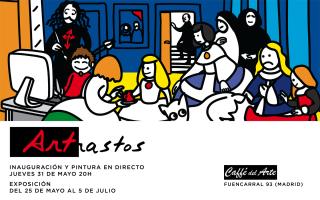 Artastos, en Caffé del Arte