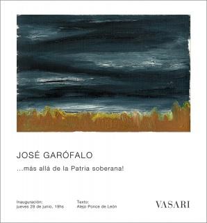 José Garofalo- ...más allá de la patria soberana!