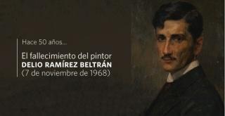 Ricardo Acevedo Bernal (Bogotá, 1867 - Civita Vecchia, Italia; 1930). Delio Ramírez Beltrán