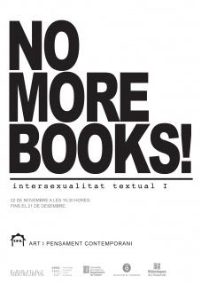 No more books! intersexualitat textual 1