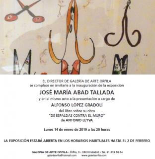 Exposición José María Abad