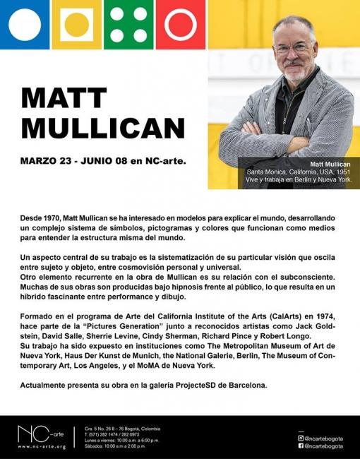 Matt Mullican