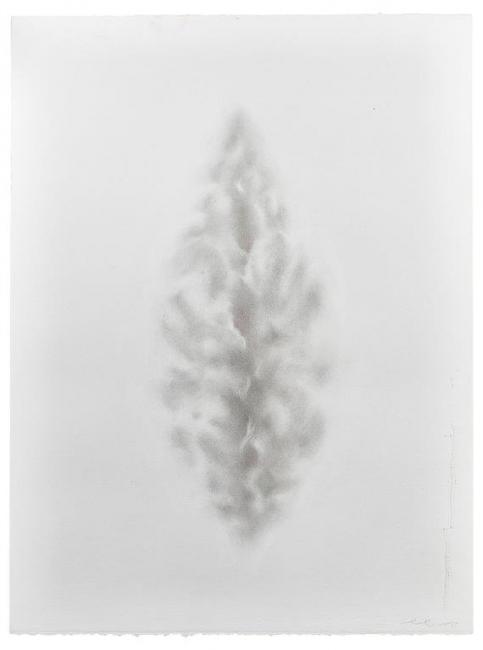 Benji Liebmann, Untitled. 2009. Graphite on paper. 70x90cm. page 111 — Cortesía de la galería Marta Moriarty
