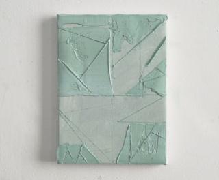 Mercedes Mangrané. Asir — Cortesía del Museo de Arte Contemporáneo Español Patio Herreriano