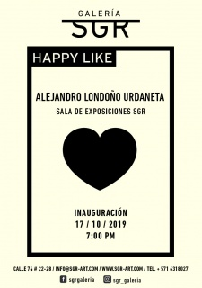 Alejandro Londoño, Happy Like