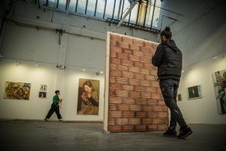 Montaje de la exposición Tápia. Fotografía de Alex Puig Ros — Cortesía de Audrey Garcia