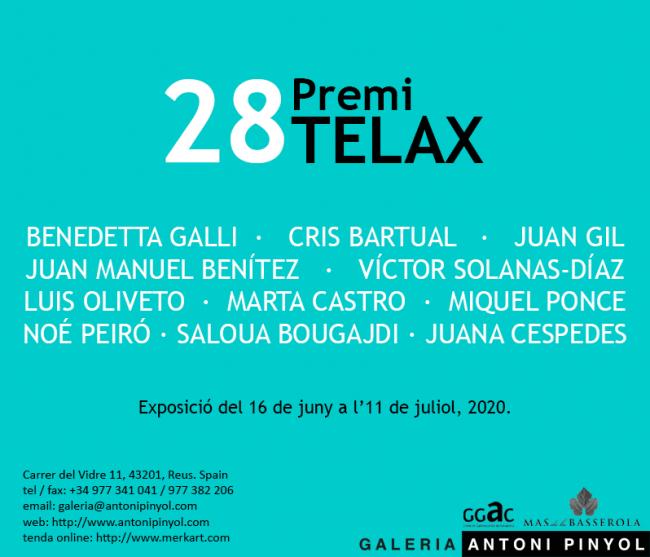 28 Premi Telax