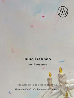Julio Galindo. Los abusones