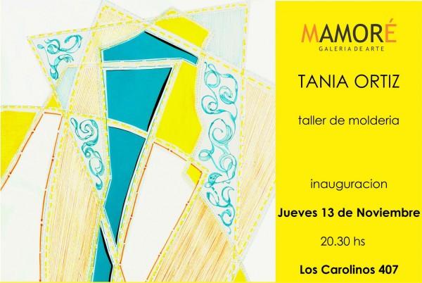 Tania Ortiz, Taller de Moldería