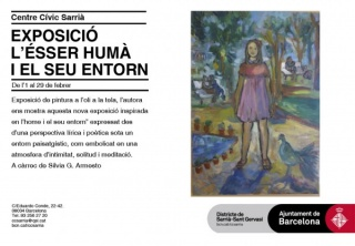 Silvia G.Armesto, L´ésser humà i el seu entorn