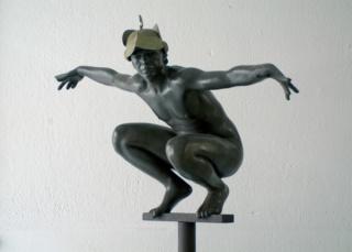 Belmonte, Hombre pájaro I, 2005