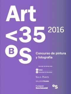 ART <35 BS/2016 - Concurso de Pintura y Fotografía