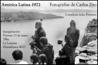 Carlos Zito, América Latina 1972