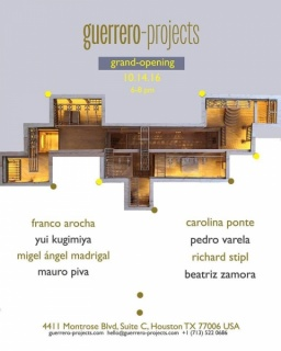 guerrero-projects: grand-opening
