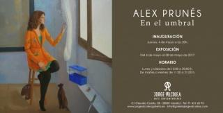 Alex Prunés. En el umbral