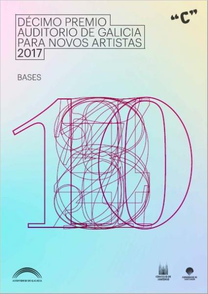 X Premio Auditorio de Galicia para Novos Artistas - 2017
