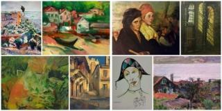 30 Maestros de la pintura gallega