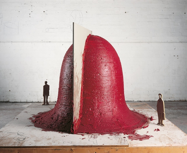 Wax Models (2003-2006) Anish Kapoor. Cortesía del artista.