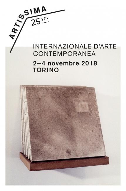 Cartel de la feria. Cortesía de la Galeria Estrany–de la Mota (Barcelona). En nota de prensa 22/10/18