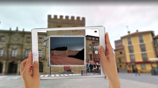 Muestra virtual - Kela Coto