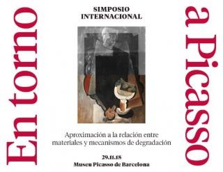 Alrededor de Picasso: Aproximación a la relación entre materiales y mecanismos de degradación
