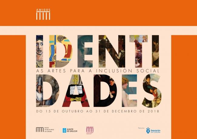 Identidades, as artes para a inclusión social