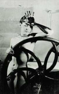 Man Ray, Erotique voilée, 1933 © Man Ray Trust, VEGAP, Madrid 2019 — Cortesía de la Fundación Canal