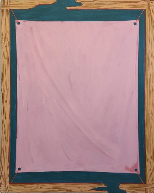 Jan Monclús, I used to paint flags — Cortesía de Twin Gallery