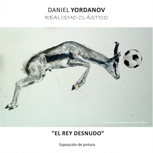 Daniel Yordanov_Realismo clásTico_El rey desnudo
