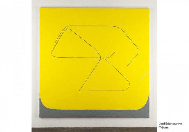 Jordi Martoranno, Y-Zone (obra premiada) — Cortesía de la Fundació Vila Casas
