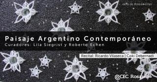 Paisaje Argentino Contemporáneo