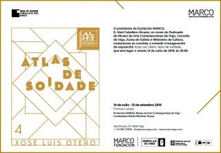 Xosé Luís Otero. Atlas de soldade